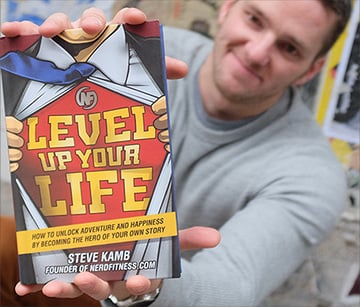 Level Up Your Life - the book!