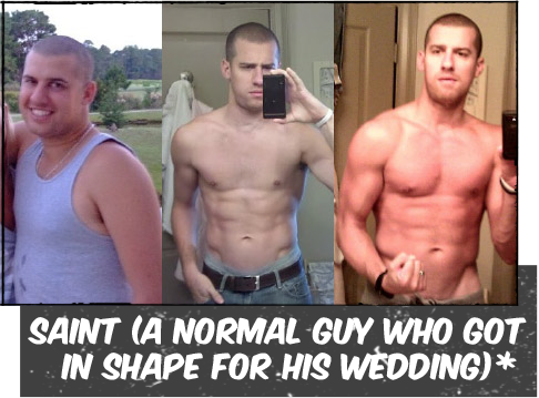 An Incredible Transformation!