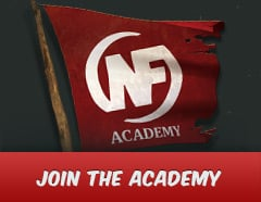 Join the academy.