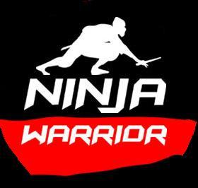 Ninja Warrior Sasuke logo