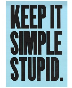 Keep It Simple, Stupid! Get Results with Only 4 Exercises