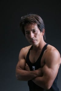 Nagano, 1 of 2 people to complete Ninja Warrior