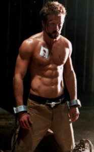Ryan Reynolds Body Fat 96