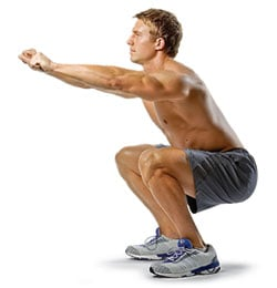 Tabata Part 2: Ultimate Exercises in only 4 Minutes