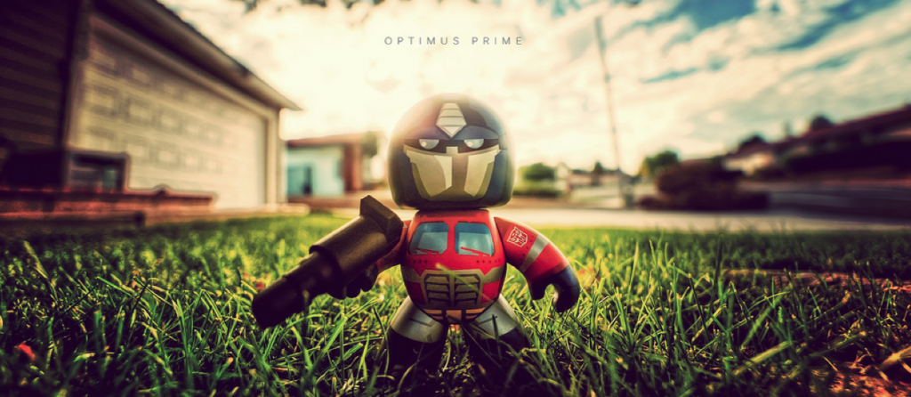 Make Optimus Prime Proud – Start Transforming Your Life