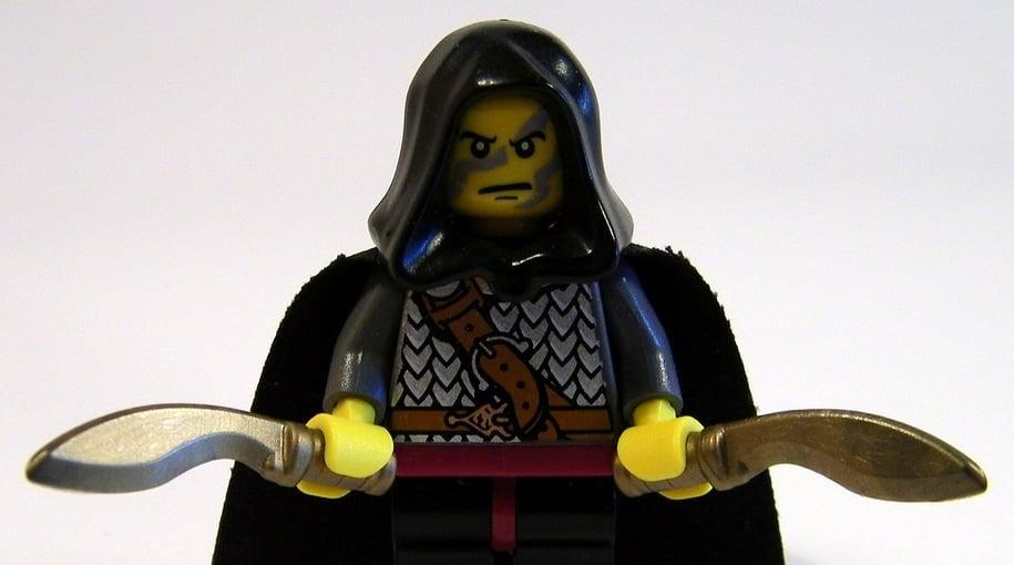 Lego Assassin