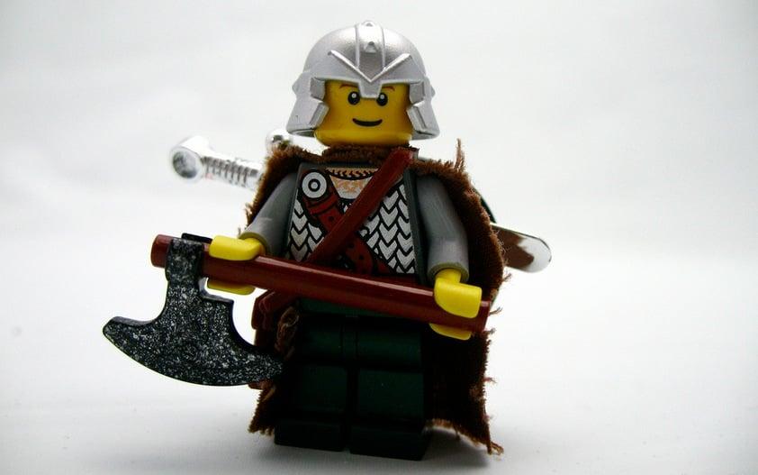 Lego Berserker