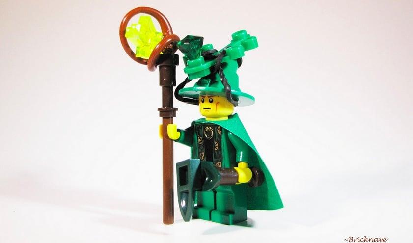 Lego Druid