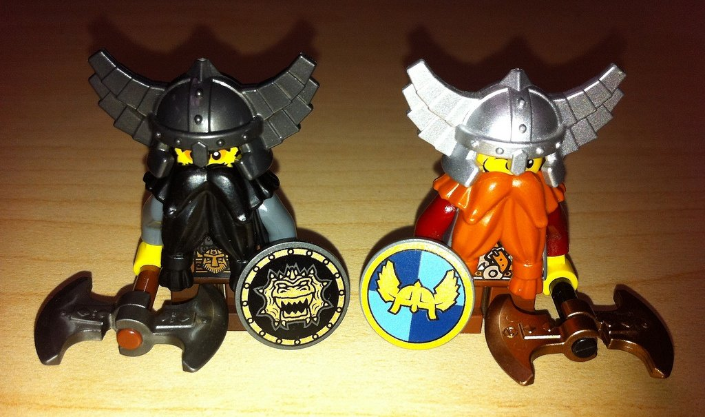 Lego Warrior