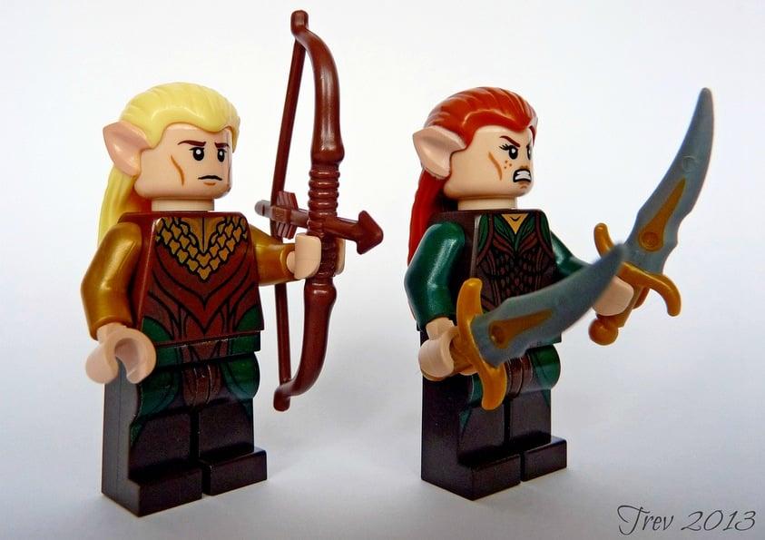 Ranger Lego