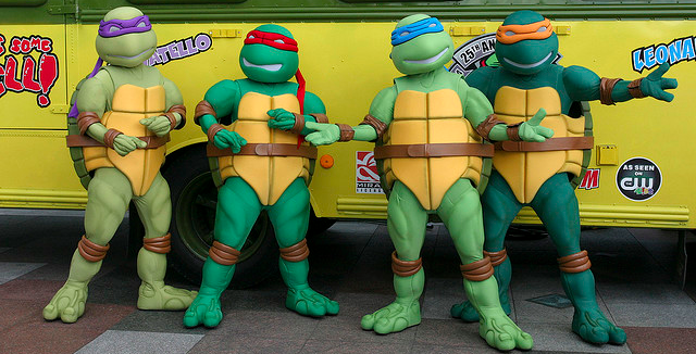 Which Ninja Turtle Are You Nerd Fitness