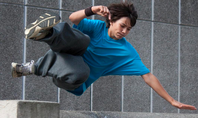 The Beginner's Guide to Parkour