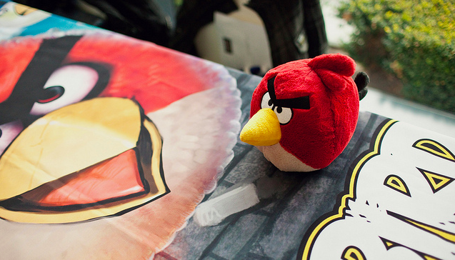 The Angry Birds Workout Plan