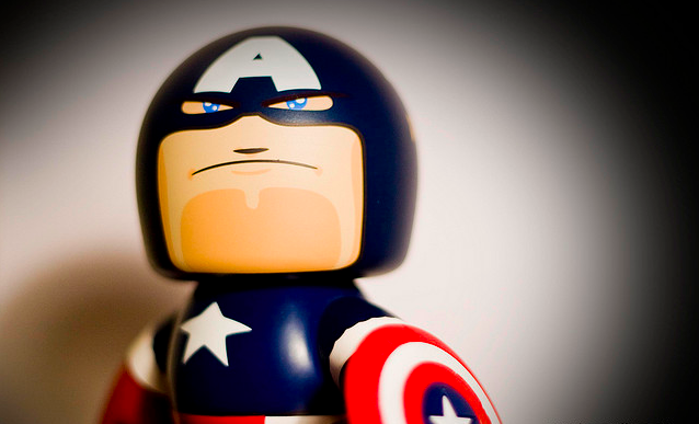 The Captain America Guide to Leadership and Inspiration