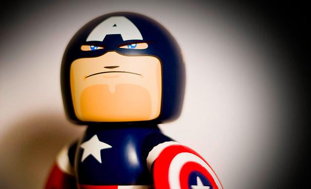 Captain America Toy