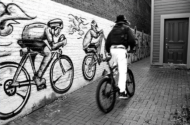 there are a lot of excellent reason to take up riding bikes
