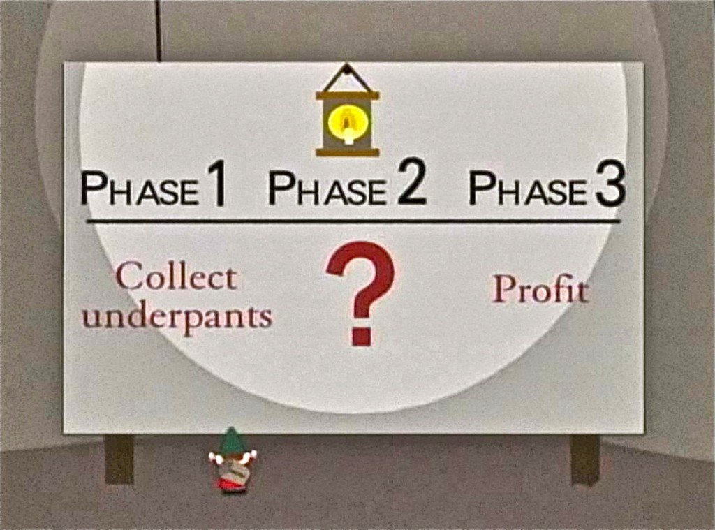 Gnomes Know Business - Video Clip | South Park Studios