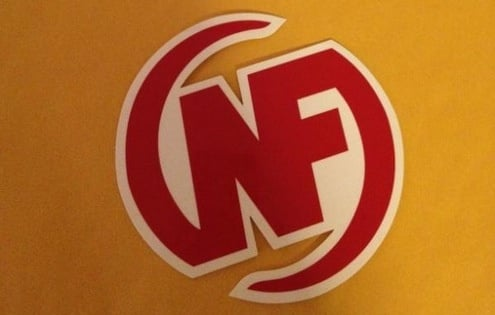 NF Decal