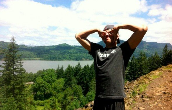 Steve Fitness Skeptic Goggles
