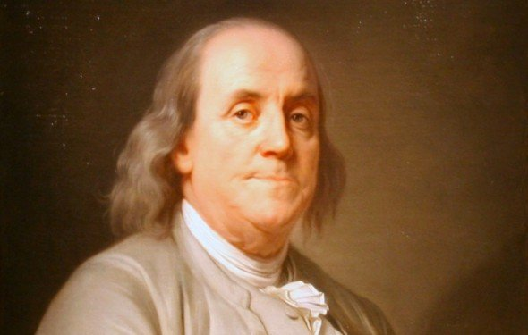 Ben Franklin Painting