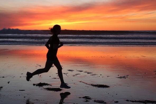 Epic Sunset Run