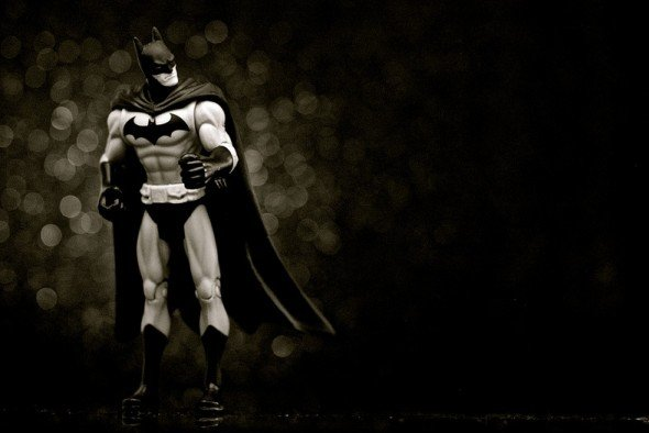 The Batman Bodyweight Workout