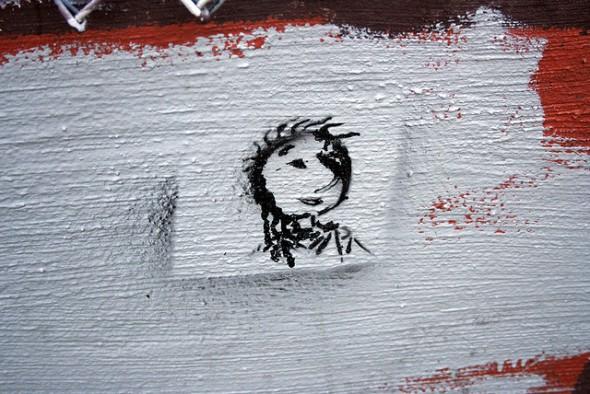 Doug on the Wall