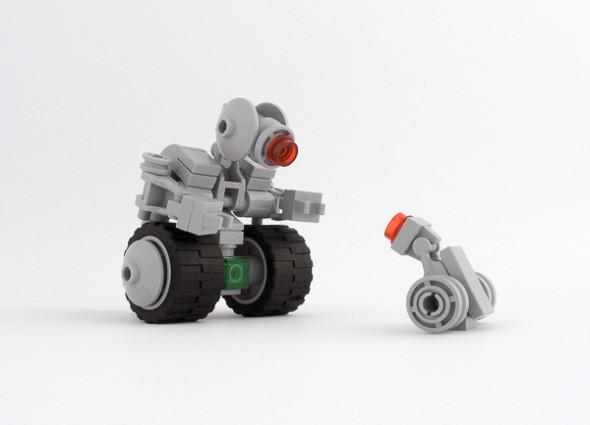 robots legos