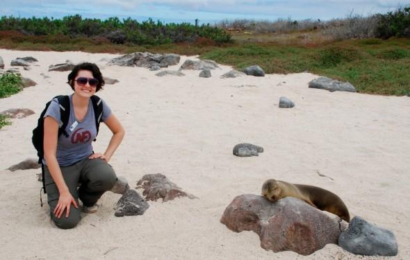 Brittany Galapagos