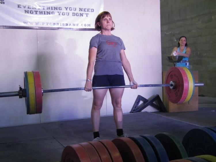 Brownwyn 110kg