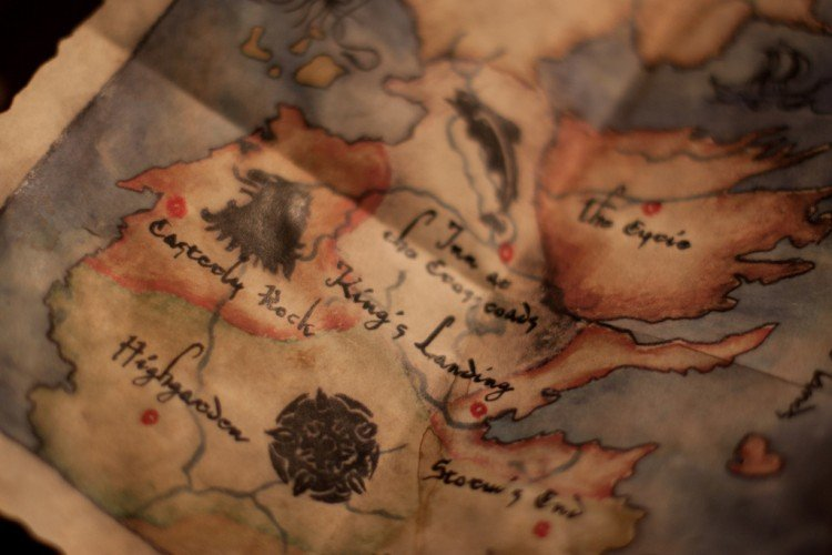 kings landing map