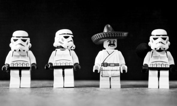 sombrero lego