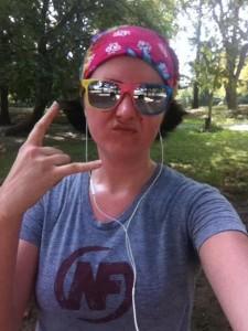 Brittany Nerd Fitness Gear