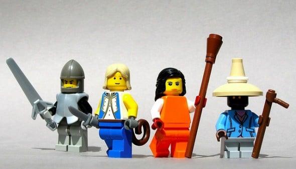 Final Fantasy IX Lego