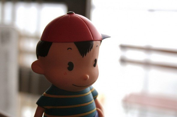 Earthbound Ness