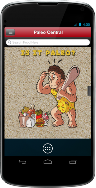 Paleo Central for Android