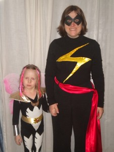 Athena Super Hero