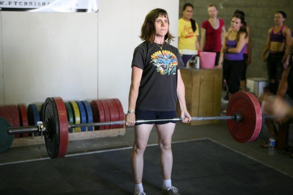 Bronwyn Deadlift