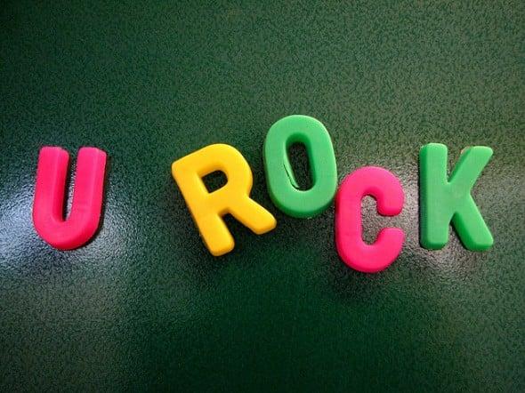 Compliment U ROCK