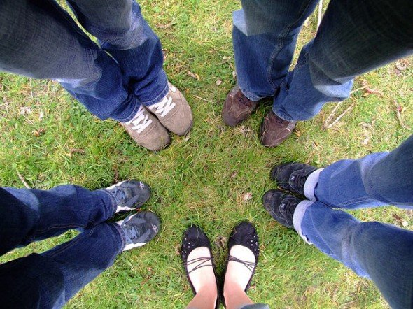 Group of Feet