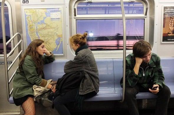 Social Skills on Train