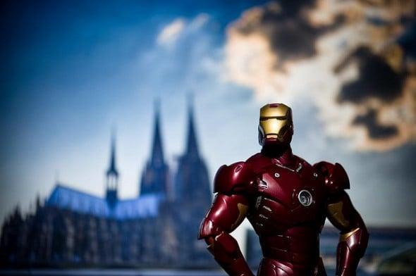 Iron Man Saves the World