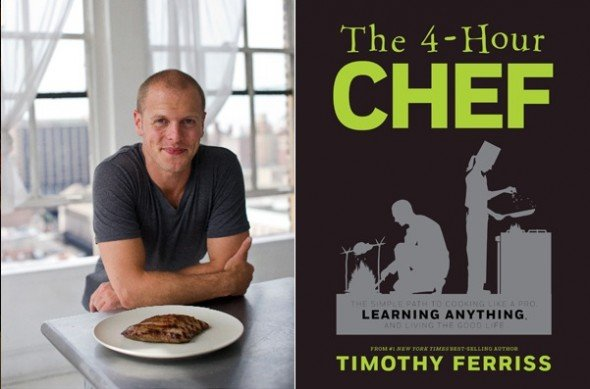 Tim Ferriss Four Hour Chef