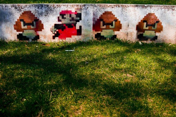 Mario Wall