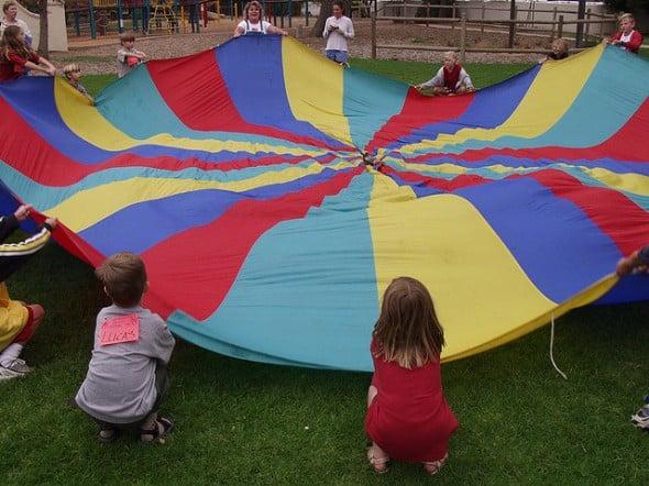 Community Parachute