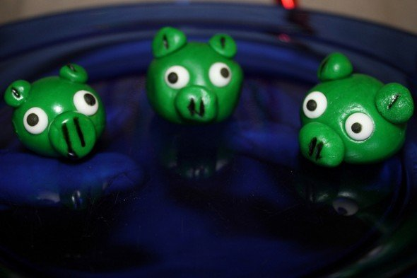 angry birds evil pigs