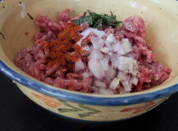 Beef Mix