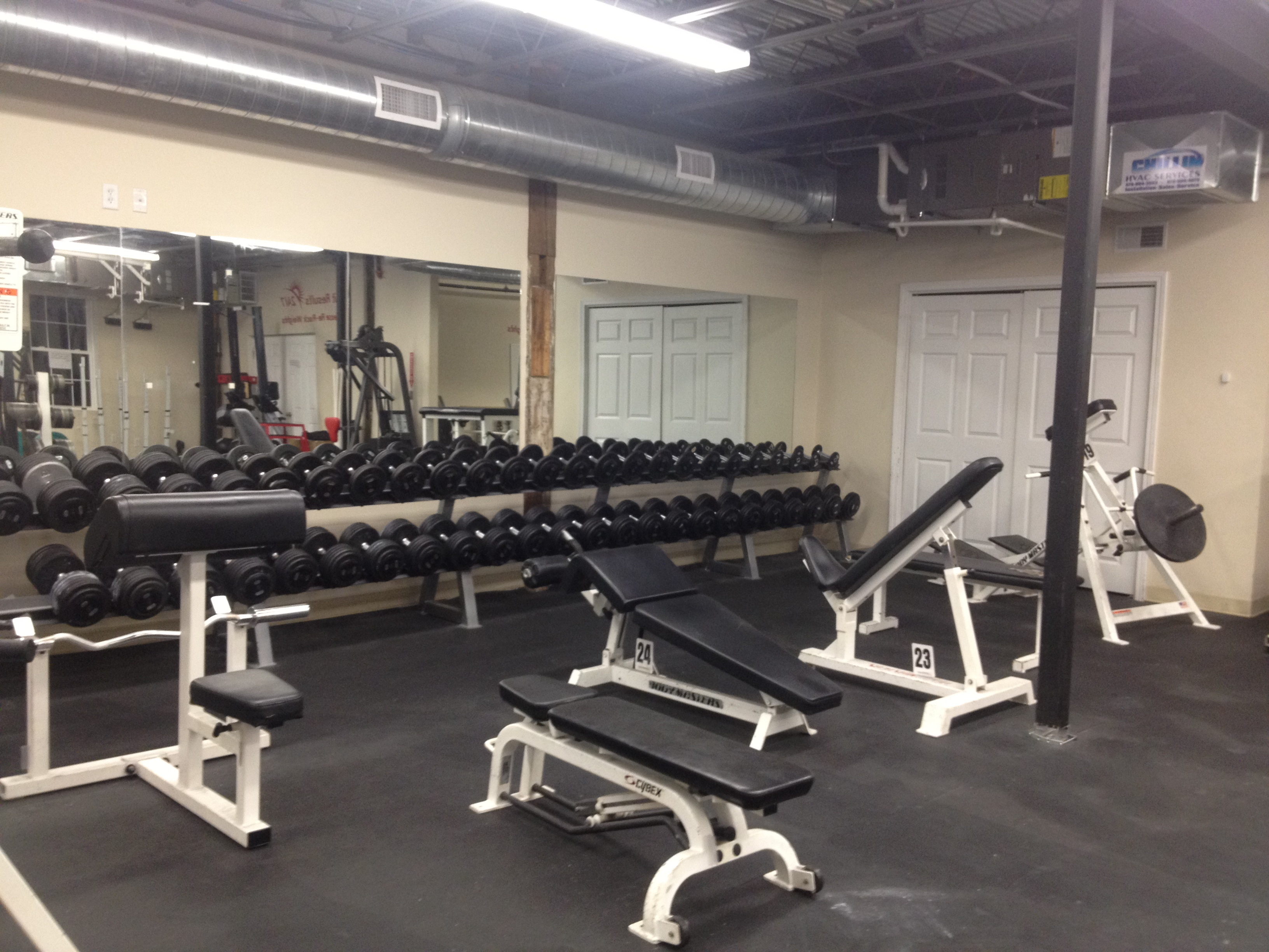 The Adjustable Benches Allow You To Exercise At An Incline Or Decline.  These Are One Of The Most Commonly Used Pieces Of Equipment In The ...