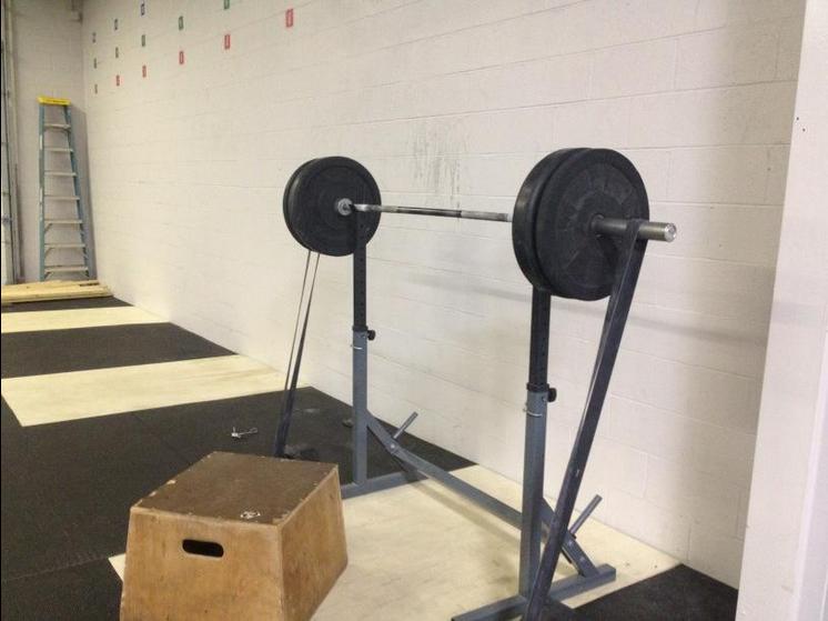 Used Squat Rack >> Strength Training 101 Equipment Nerd Fitness