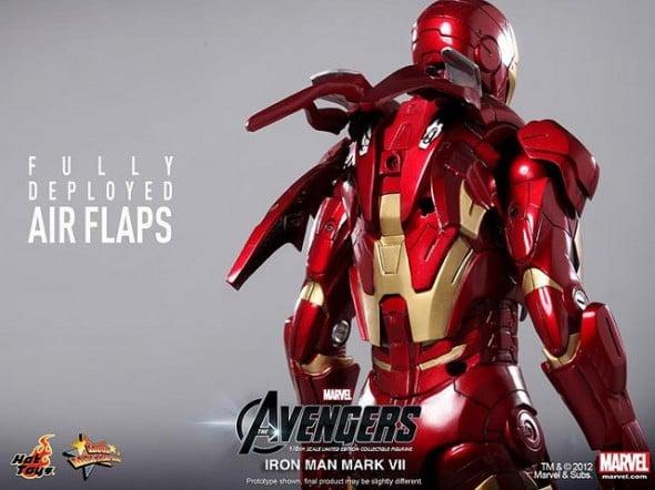 Test Your Suit Iron Man